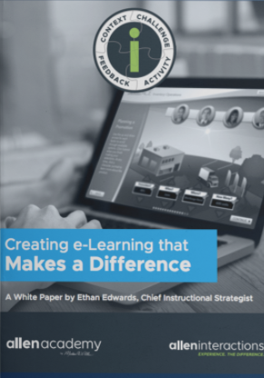 Creating e-Learning That Makes a Difference